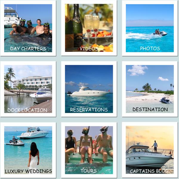 Cayman Luxury Charter Fun