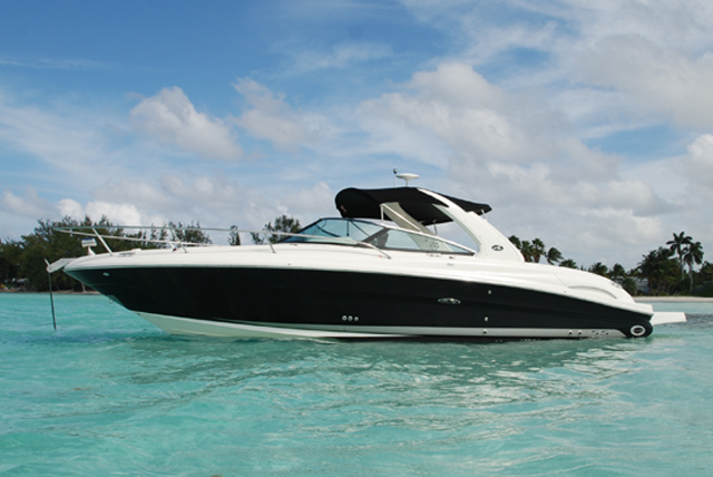 29' Sea Ray 290 Sun Sport. BOAT DETAILS - Click Here To Download The ...